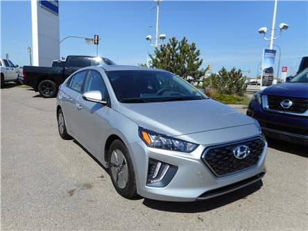 2021 Hyundai Ioniq Hybrid Preferred (Stk: 50265) in Saskatoon - Image 1 of 12
