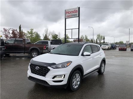 2020 Hyundai Tucson Preferred w/Sun & Leather Package (Stk: P21-080) in Grande Prairie - Image 1 of 23