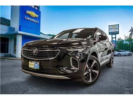 2021 Buick Envision Essence (Stk: 21-99) in Trail - Image 1 of 27