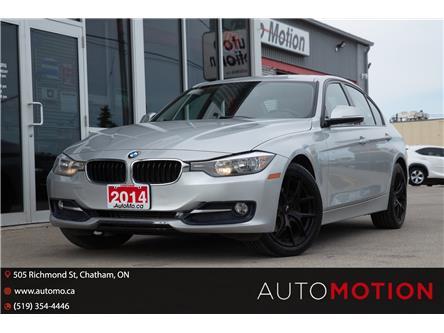 2014 BMW 320i xDrive (Stk: 21819) in Chatham - Image 1 of 26