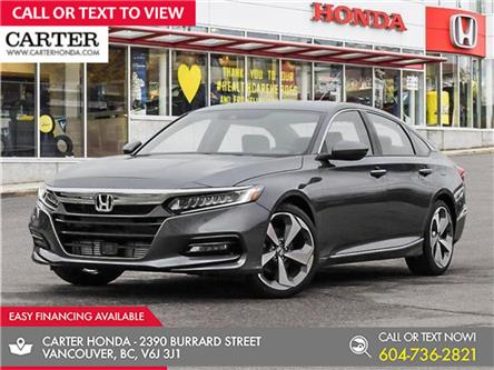 2021 Honda Accord Touring 1.5T (Stk: 6M16990) in Vancouver - Image 1 of 24