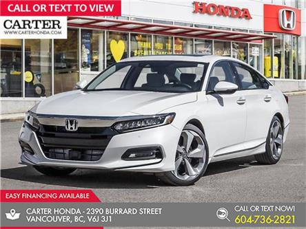 2021 Honda Accord Touring 1.5T (Stk: 6M14820) in Vancouver - Image 1 of 12