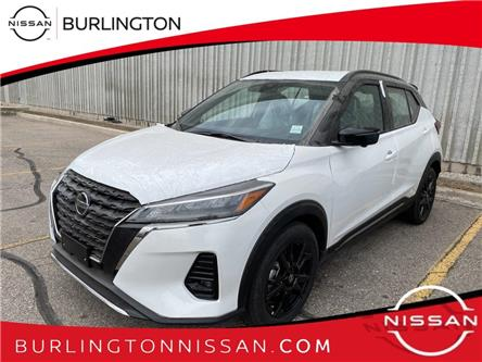 2021 Nissan Kicks SR (Stk: B4012) in Burlington - Image 1 of 5