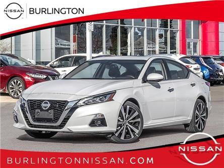 2021 Nissan Altima 2.5 Platinum (Stk: B5702) in Burlington - Image 1 of 23