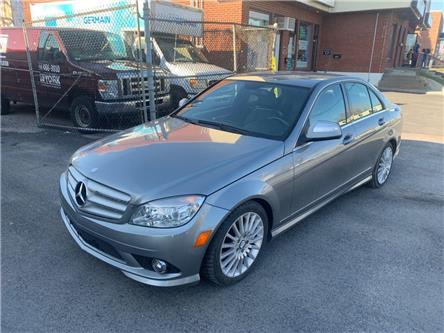 2009 Mercedes-Benz C-Class Base (Stk: 142510) in SCARBOROUGH - Image 1 of 9