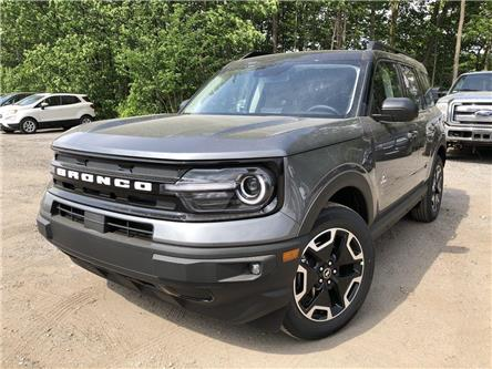 2021 Ford Bronco Sport Outer Banks (Stk: BR21473) in Barrie - Image 1 of 24