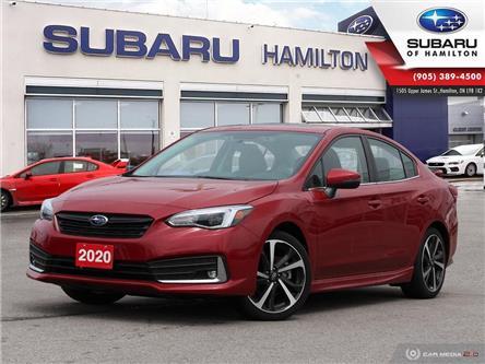 2020 Subaru Impreza Sport-tech (Stk: S8818) in Hamilton - Image 1 of 29