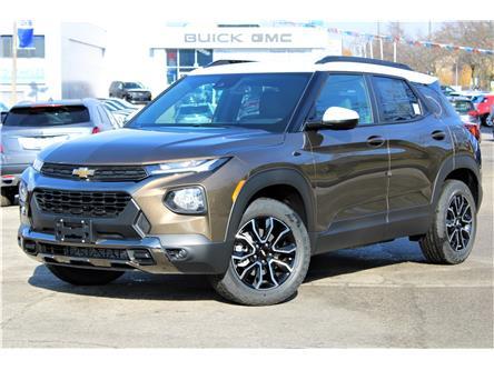 2021 Chevrolet TrailBlazer ACTIV (Stk: 3153775) in Toronto - Image 1 of 33