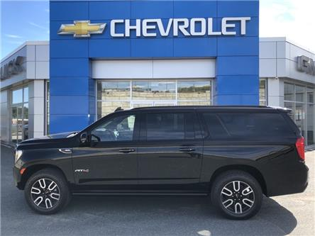 2021 GMC Yukon XL AT4 (Stk: 26390E) in Blind River - Image 1 of 19