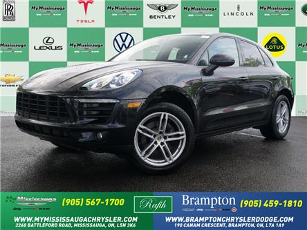 2018 Porsche Macan Base (Stk: 1531) in Mississauga - Image 1 of 25