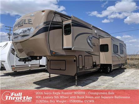 2013 Jayco Eagle Premier  365BHS (Stk: C0063) in Saskatoon - Image 1 of 30