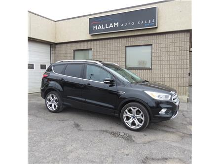 2017 Ford Escape Titanium (Stk: ) in Kingston - Image 1 of 19