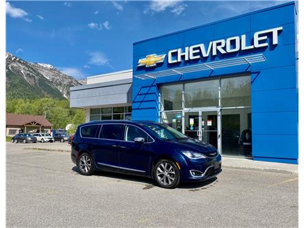 2018 Chrysler Pacifica Limited (Stk: 05918M) in Fernie - Image 1 of 12