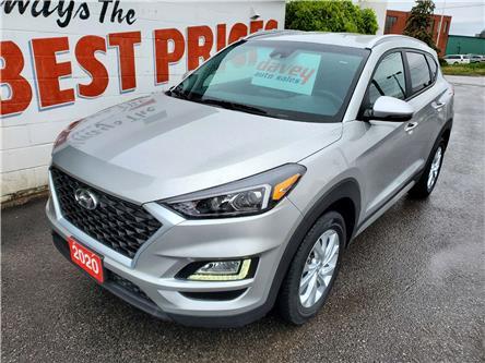 2020 Hyundai Tucson Preferred (Stk: 21-206) in Oshawa - Image 1 of 16