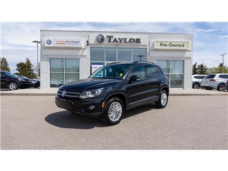 2016 Volkswagen Tiguan Special Edition (Stk: 2101302) in Regina - Image 1 of 40
