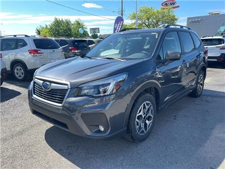 2021 Subaru Forester Touring (Stk: S5796) in St.Catharines - Image 1 of 15