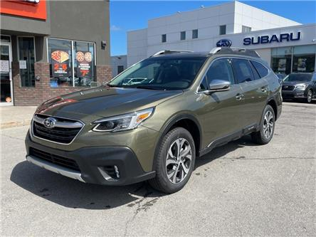 2021 Subaru Outback Premier XT (Stk: S5937) in St.Catharines - Image 1 of 15
