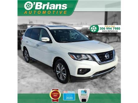 2020 Nissan Pathfinder SL Premium (Stk: 14185A) in Saskatoon - Image 1 of 19