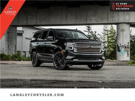 2021 Chevrolet Tahoe High Country (Stk: LC0811) in Surrey - Image 1 of 28