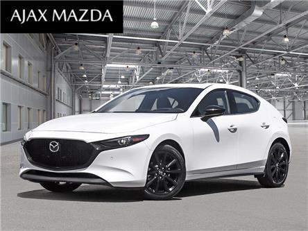 2021 Mazda Mazda3 Sport GT w/Turbo (Stk: 21-1077) in Ajax - Image 1 of 23