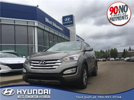2015 Hyundai Santa Fe Sport 2.4 Premium (Stk: 15200A) in Edmonton - Image 1 of 17
