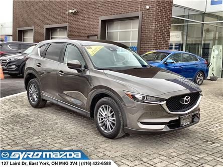 2018 Mazda CX-5 GS (Stk: 30192A) in East York - Image 1 of 30