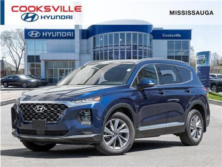 2020 Hyundai Santa Fe  (Stk: H8391P) in Mississauga - Image 1 of 19