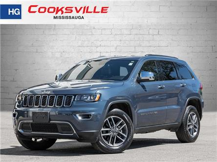 2020 Jeep Grand Cherokee Limited (Stk: 8504P) in Mississauga - Image 1 of 21