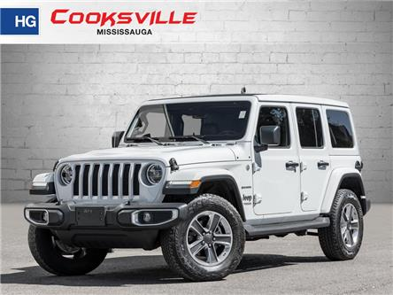 2020 Jeep Wrangler Unlimited Sahara (Stk: 8507P) in Mississauga - Image 1 of 19