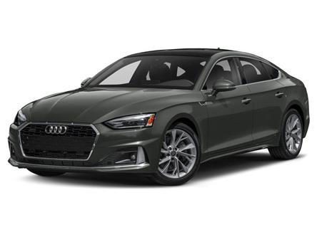 2021 Audi A5 2.0T Progressiv (Stk: T19720) in Vaughan - Image 1 of 9