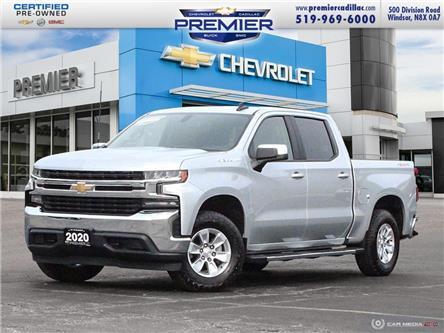 2020 Chevrolet Silverado 1500 LT (Stk: P19824) in Windsor - Image 1 of 27