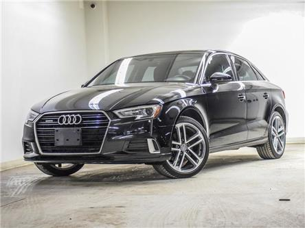2017 Audi A3 2.0T Komfort (Stk: A13820A) in Newmarket - Image 1 of 22