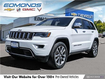 2018 Jeep Grand Cherokee Limited (Stk: P1316) in Huntsville - Image 1 of 27