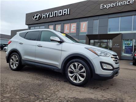 2015 Hyundai Santa Fe Sport 2.0T SE (Stk: N1346A) in Charlottetown - Image 1 of 9