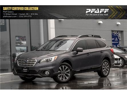 2015 Subaru Outback 3.6R Limited Package (Stk: S01126A) in Guelph - Image 1 of 25