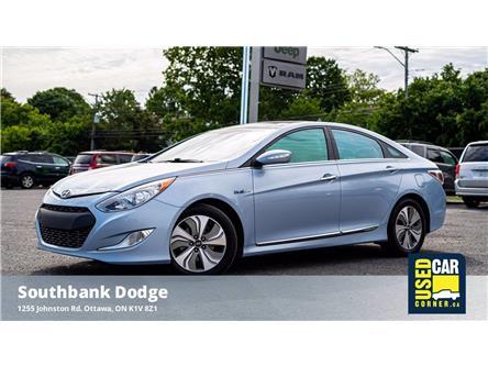 2013 Hyundai Sonata Hybrid Limited (Stk: 2102972) in Ottawa - Image 1 of 23