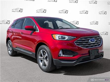2021 Ford Edge SEL (Stk: S1298) in St. Thomas - Image 1 of 25