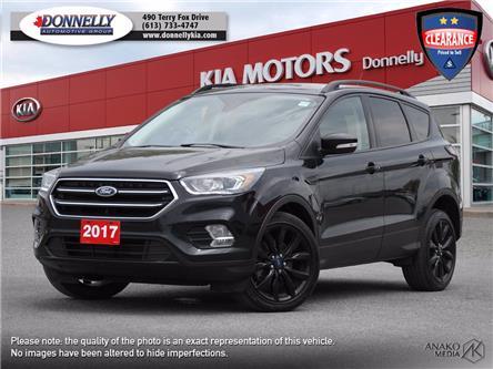 2017 Ford Escape Titanium (Stk: KV381DTA) in Kanata - Image 1 of 30
