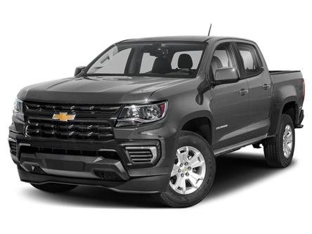 2021 Chevrolet Colorado WT (Stk: D1-91960) in Burnaby - Image 1 of 9