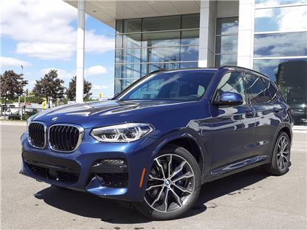 2021 BMW X3 PHEV xDrive30e (Stk: 14298) in Gloucester - Image 1 of 26