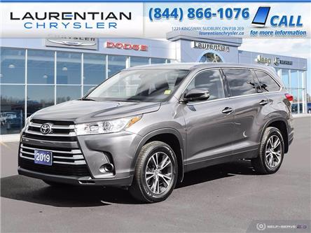 2019 Toyota Highlander LE (Stk: BC0050) in Greater Sudbury - Image 1 of 27