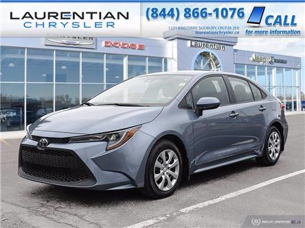 2020 Toyota Corolla LE (Stk: BC0063) in Greater Sudbury - Image 1 of 25