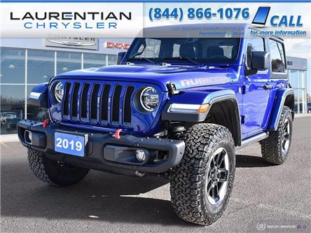 2019 Jeep Wrangler Rubicon (Stk: 21216A) in Greater Sudbury - Image 1 of 24