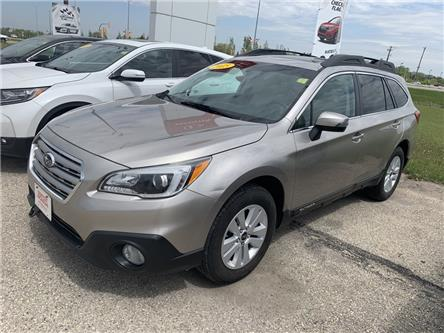 2015 Subaru Outback 2.5i Touring Package (Stk: 21093A) in Steinbach - Image 1 of 18
