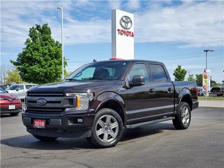 2018 Ford F-150  (Stk: 21464A) in Bowmanville - Image 1 of 30