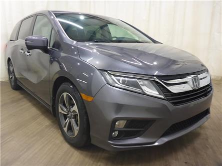 2019 Honda Odyssey EX (Stk: 21051346) in Calgary - Image 1 of 28