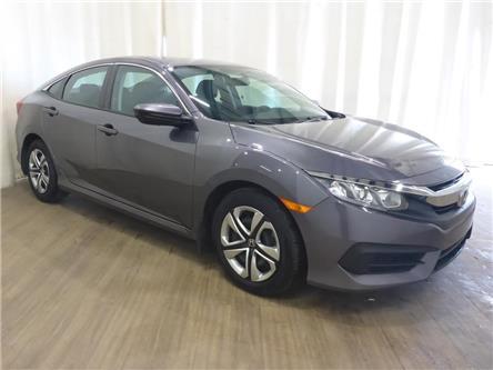 2017 Honda Civic LX (Stk: 21051865) in Calgary - Image 1 of 27