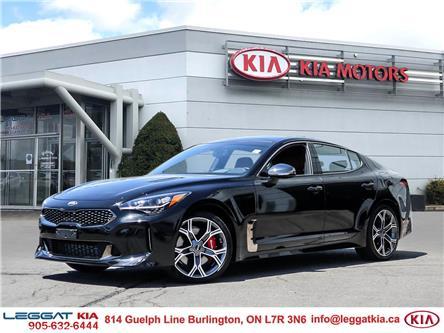 2020 Kia Stinger GT Limited w/Red Interior (Stk: 2635) in Burlington - Image 1 of 29