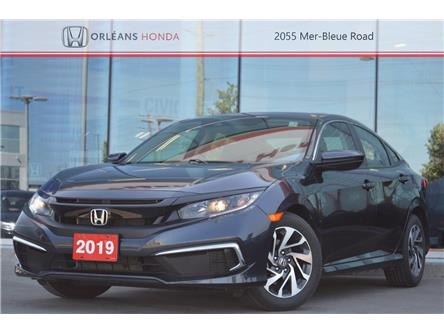 2019 Honda Civic EX (Stk: 16-210190A) in Orléans - Image 1 of 28
