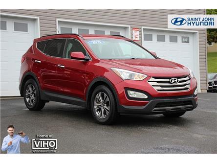 2015 Hyundai Santa Fe Sport 2.4 Premium (Stk: 16496A) in Saint John - Image 1 of 21